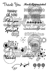 SP Sentiments by Little Darlings - Everyday Sentiments