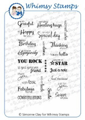 ###Whimsy Stamps - Everyday Moments - SC Design Collection